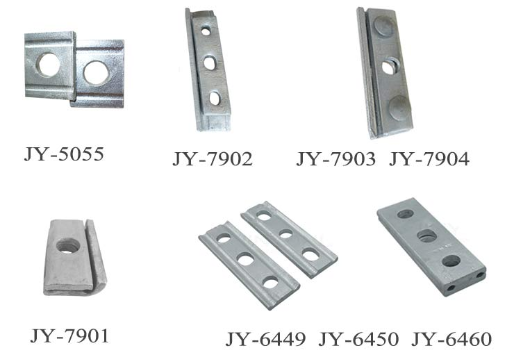 Guy Clamp, 3 bolt Suspension Clamp Manufacturer - Jinyong