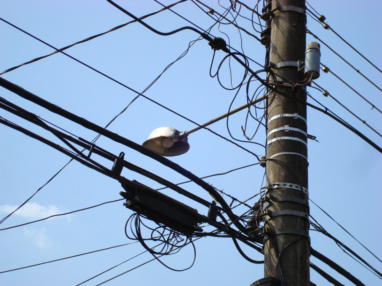 Pole Line Hardware And Fittings Manufacturer Jinyong File Outdoor Wiring Jpg Wikimedia Commons Utility